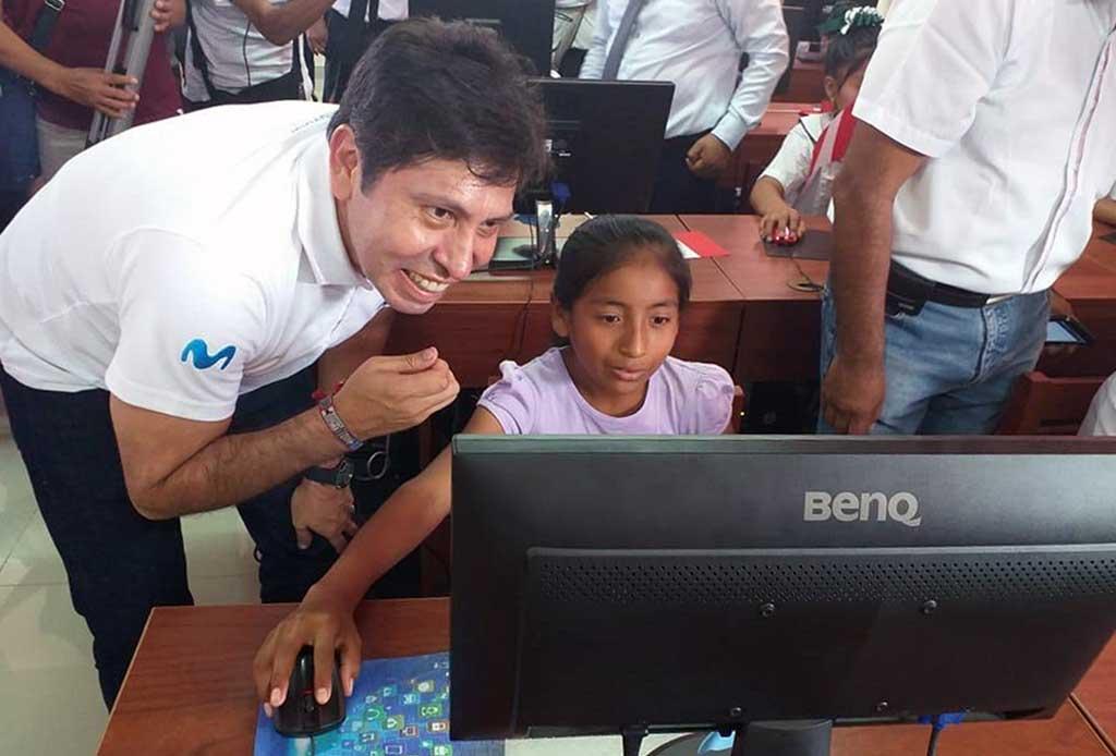 Activan proyecto regional de banda ancha en Lambayeque