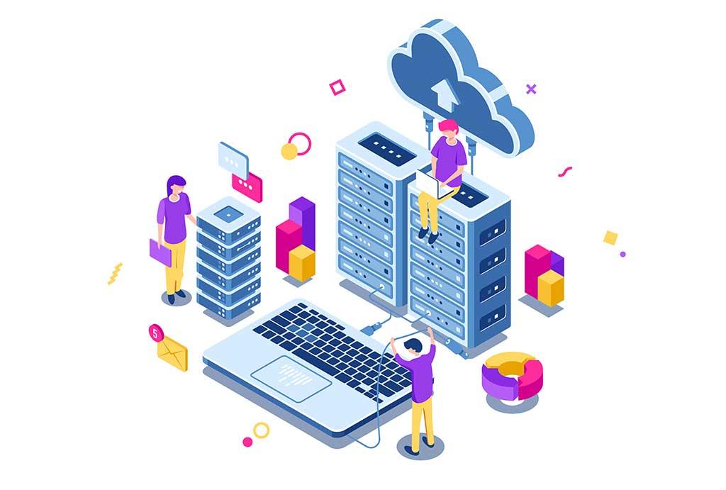 Data Center In-House o As a Service
