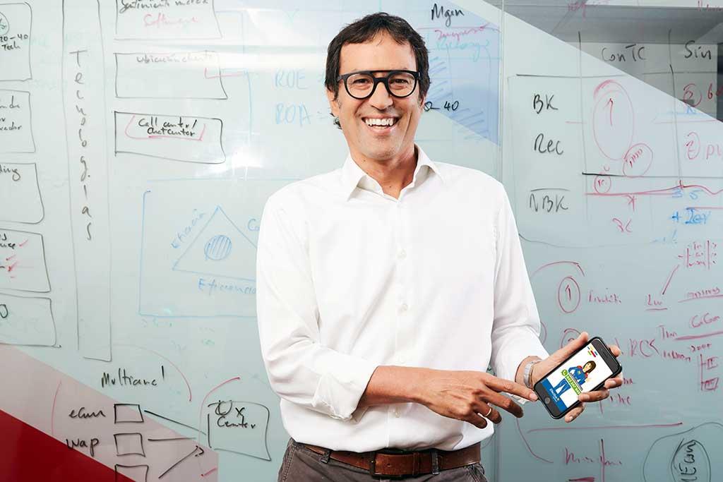 Financiera Efectiva presentó asistente virtual basada en inteligencia artificial
