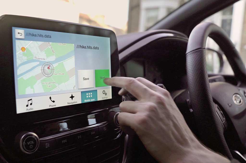 Ford anuncia 2 nuevas aplicaciones vehiculares de navegación