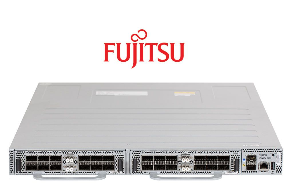 Fujitsu lanza 1FINITY T600 solución de transporte óptico a hiperescala