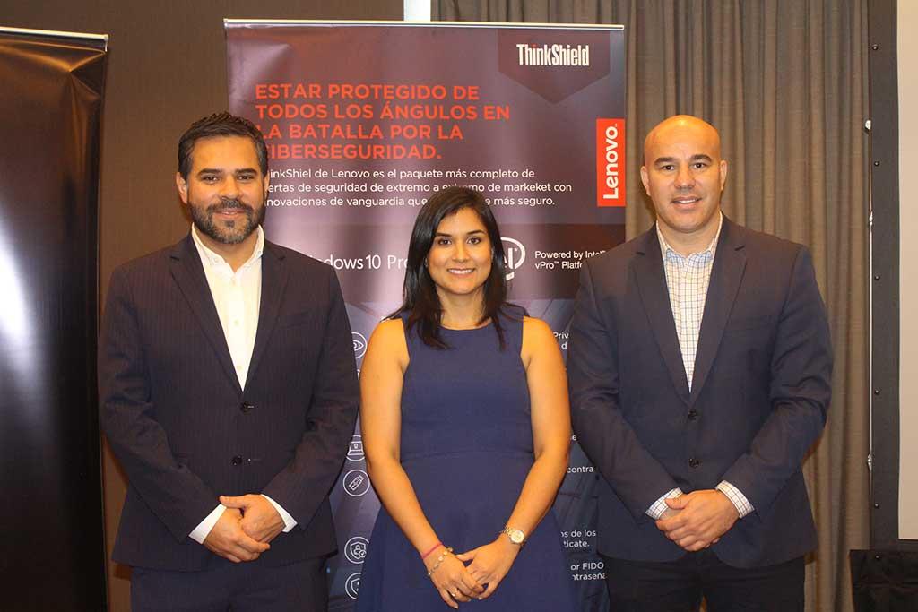 Lenovo lanza ThinkShield su portafolio de seguridad orientado al corporativo