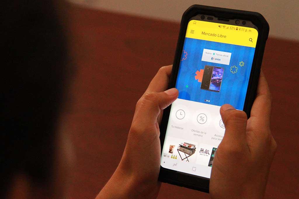 Mercado Libre Perú integra la tienda oficial de Entel