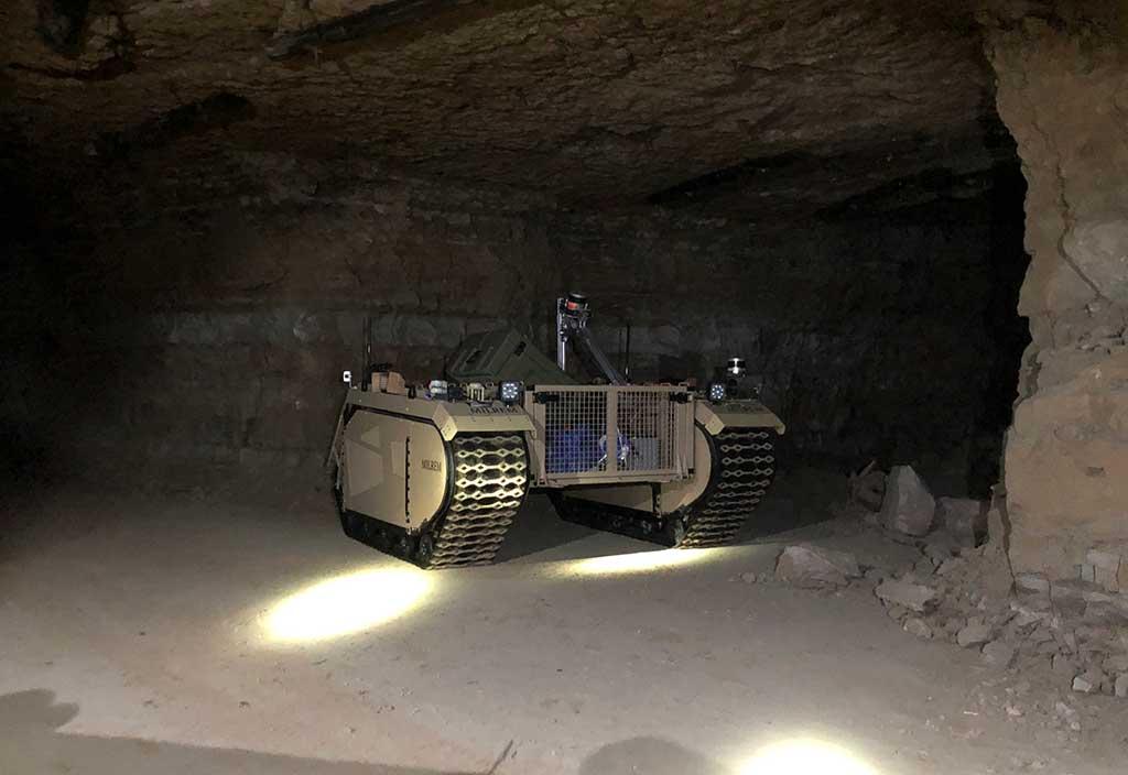Milrem Robotics entra en el sector de la robótica para la minería