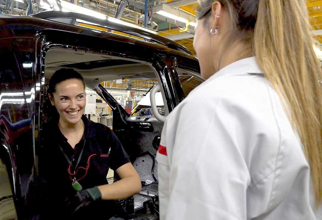 Mujeres Nissan: innovadoras, exitosas, competitivas