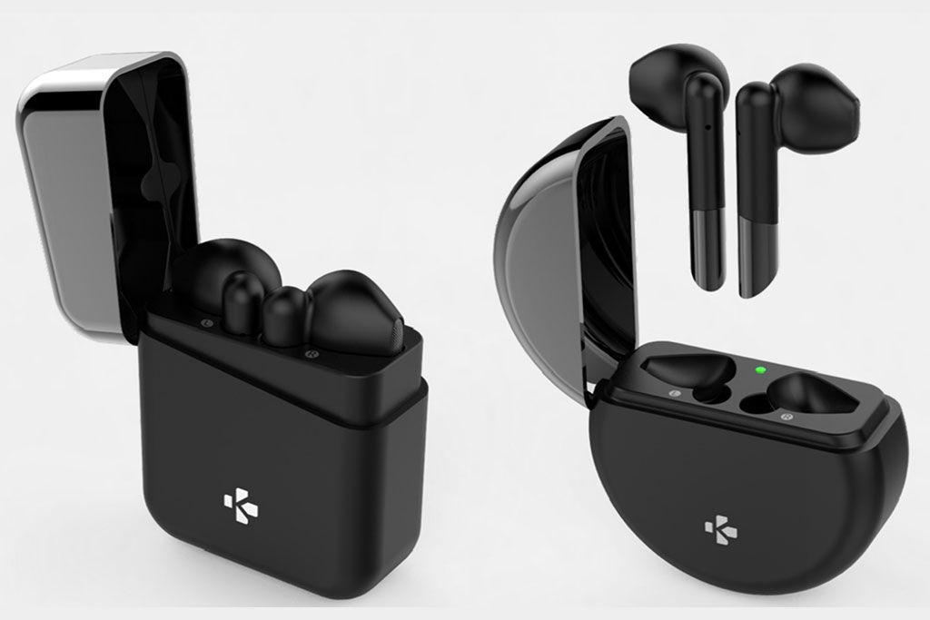 MyKronoz lanza auriculares ZePods realmente inalámbricos