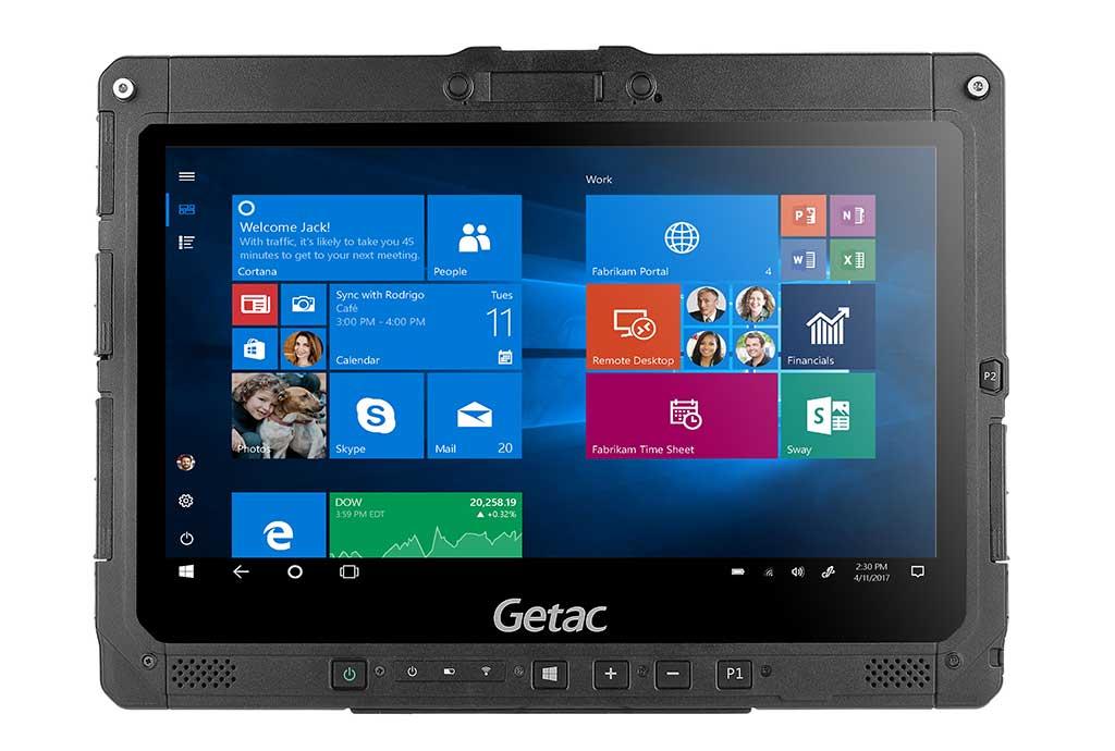 Nuevas tabletas Getac K120-ANSI y K120-Ex