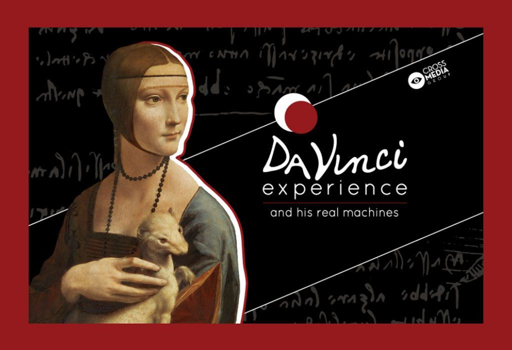 «Da Vinci Experience»: muestra multimedia e inmersiva llega al Perú