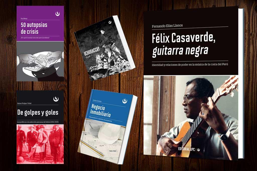 5 libros imperdibles para los fanáticos del fútbol, historia y música peruana