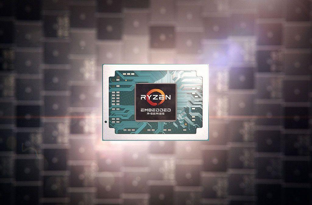 AMD expande su familia con el nuevo Ryzen Embedded R1000
