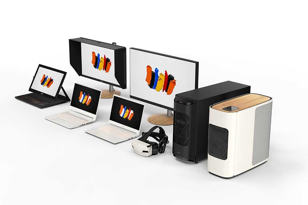 Acer expande su portafolio y presenta ConceptD