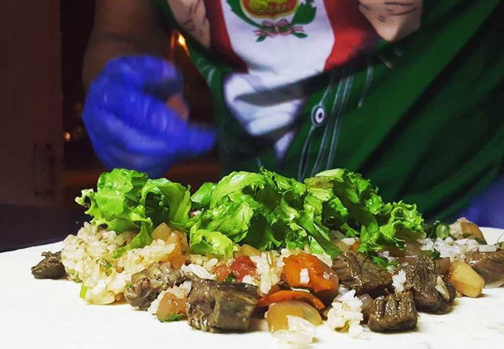 Amante Peruvian Burritos propuesta de comida rápida invade Lima
