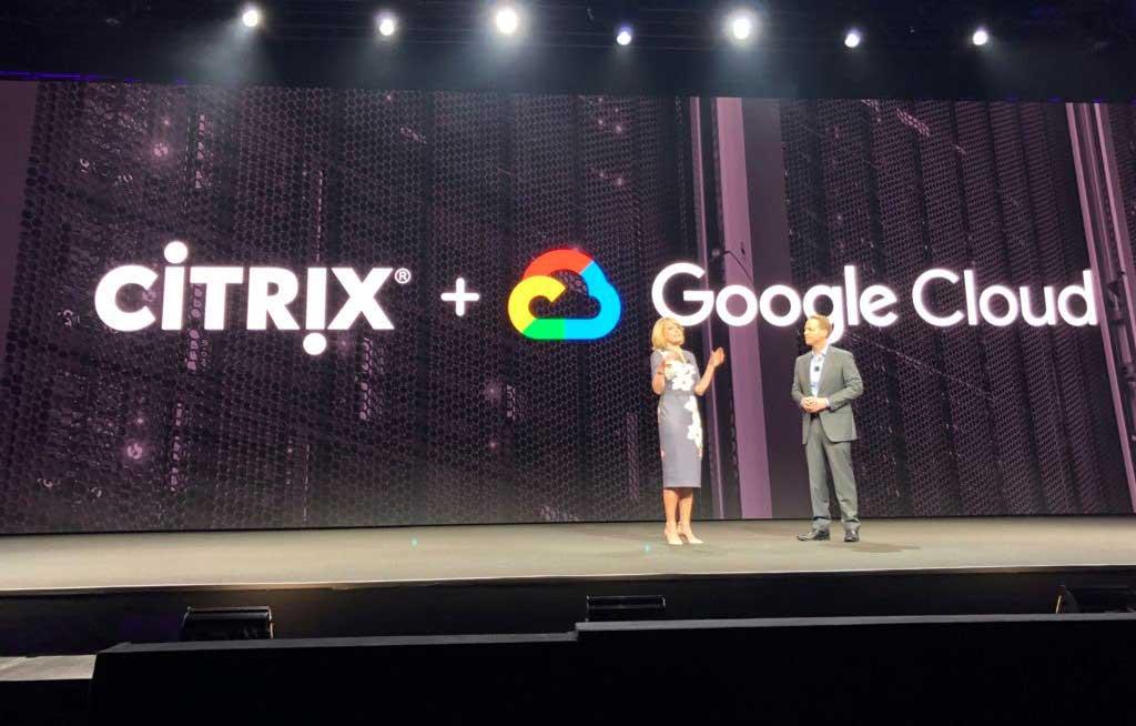 Citrix ofrece aplicaciones de redes en Google Cloud Platform
