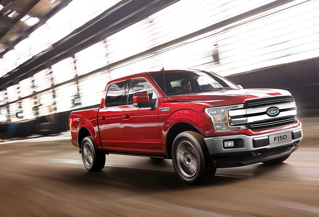 Ford F-150 mejor pick-up en pruebas de seguridad para copiloto del IIHS