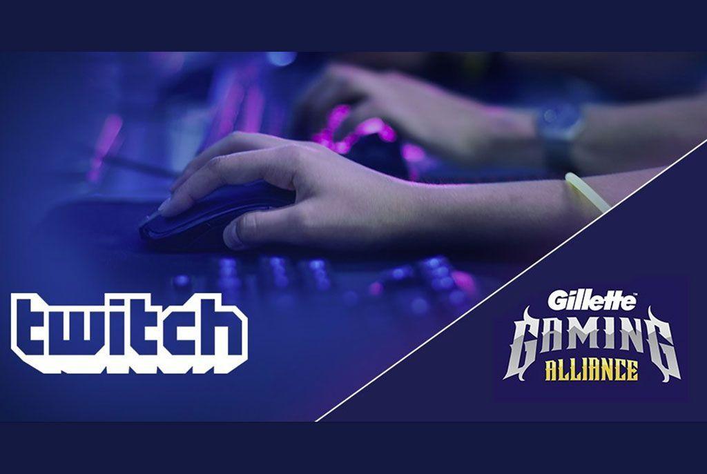 Gillette Gaming Alliance visitará el primer TwitchCon Europa