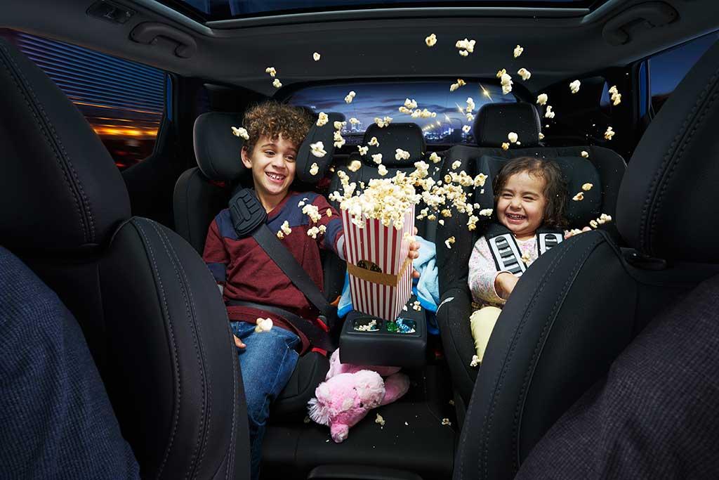Los niños pueden convertirse en tu peor pesadilla al conducir