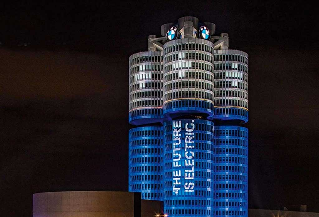 Microsoft y el Grupo BMW introducen OMP la Plataforma de Manufactura Abierta