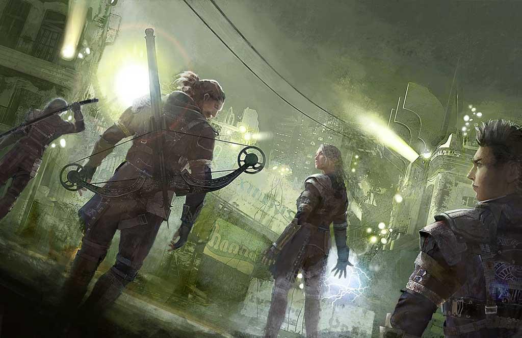 Noctis Lucis Caelum llega a Final Fantasy XIV online