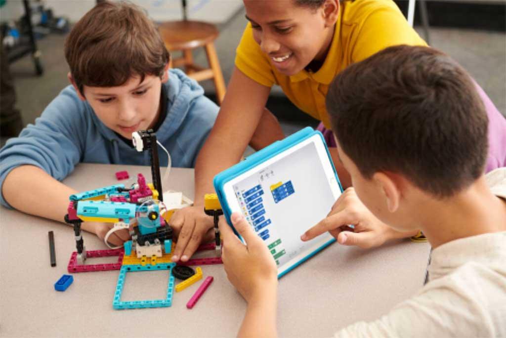 Nuevo LEGO Education SPIKE Prime