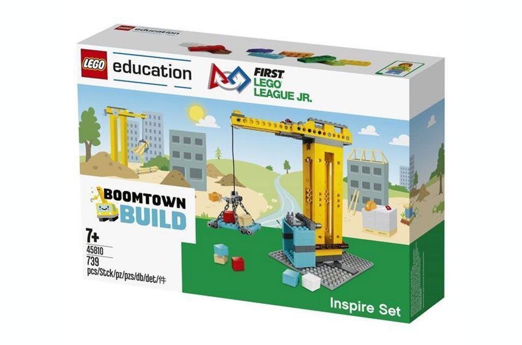 Nuevos Sets de LEGO Education con Temas Arquitectónicos