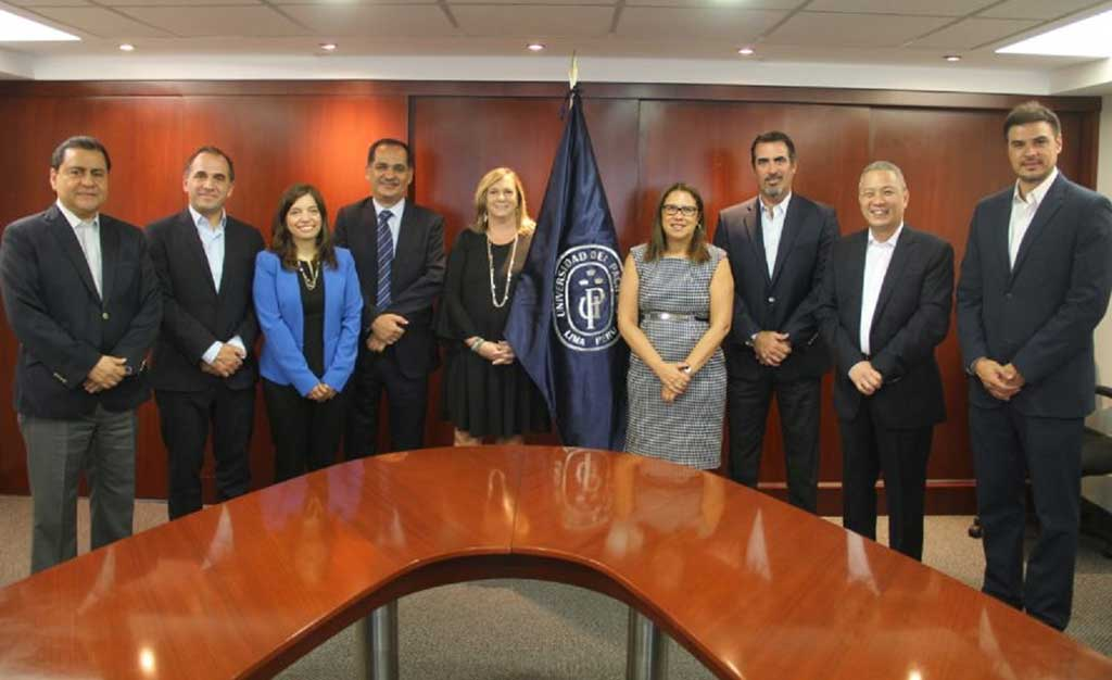 SAP y la Universidad del Pacífico firman acuerdo