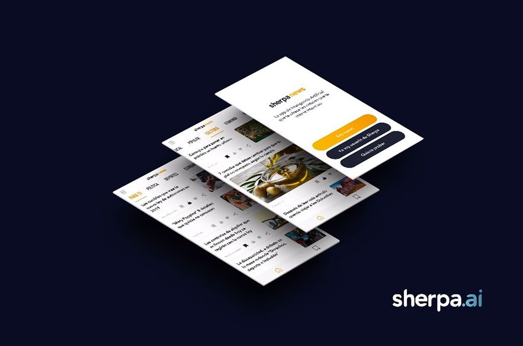 Sherpa.ai lanza Sherpa News ¿adiós a las Fake News?