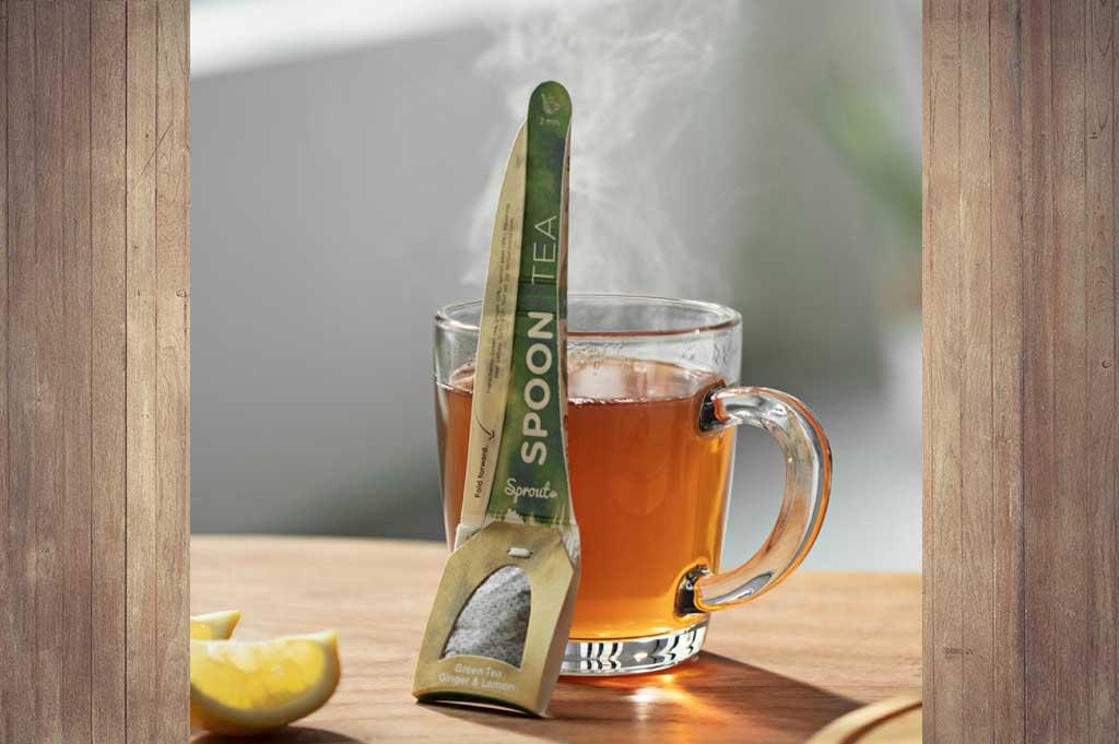 Sprout Spoon la cuchara danesa que puede salvar al planeta