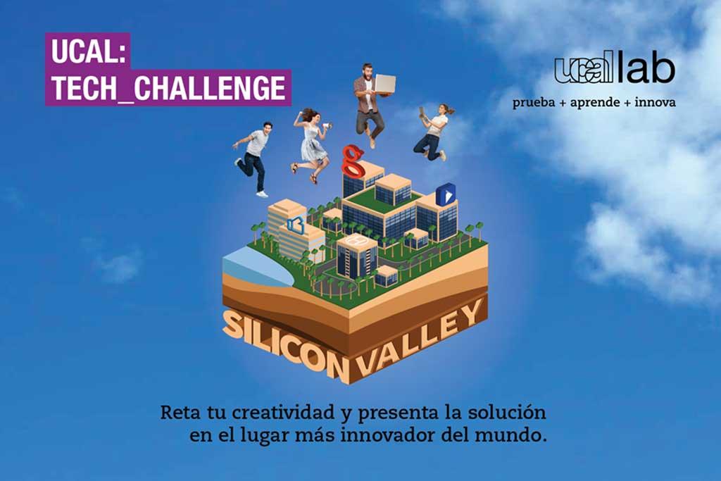 UCAL premiará la innovación en estudiantes llevándolos a Silicon Valley