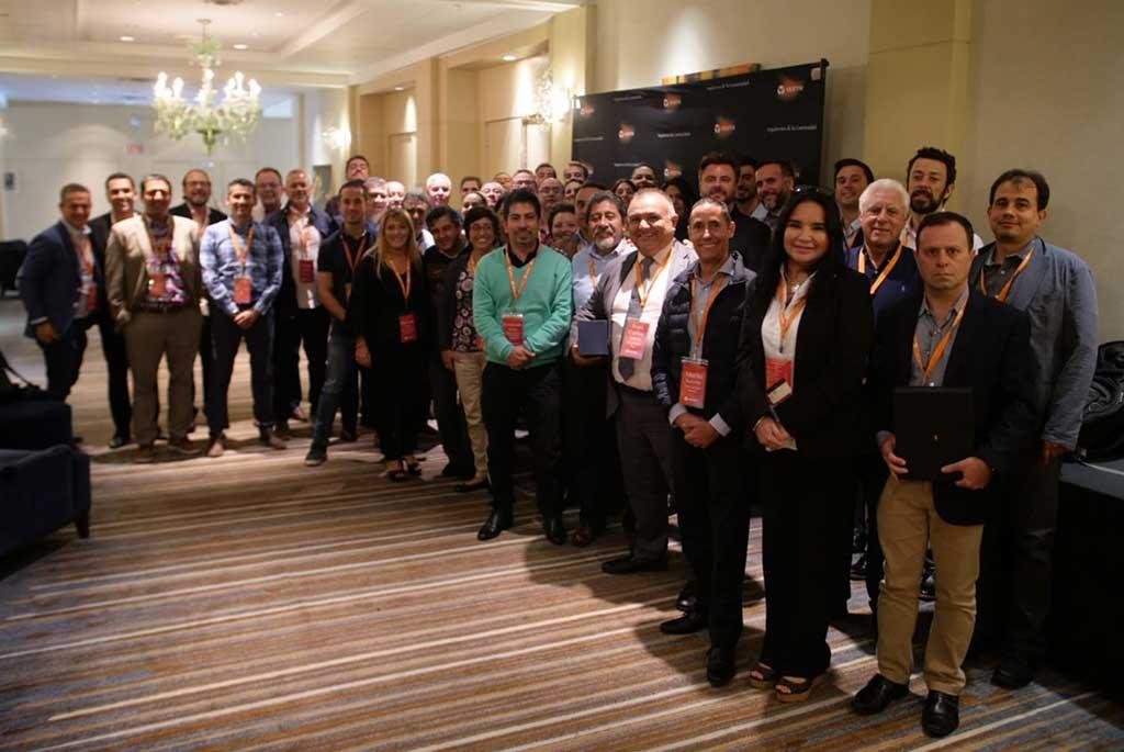 Vertiv celebró Cumbre de Socios de Latinoamérica