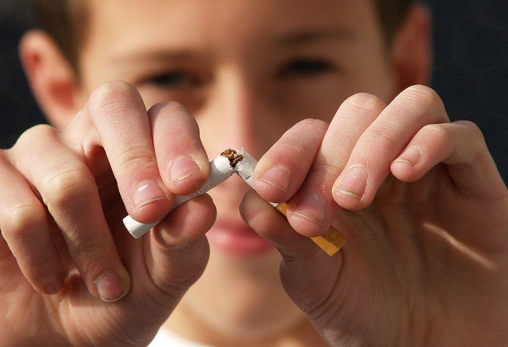 31 de mayo: «El tabaco y la salud»