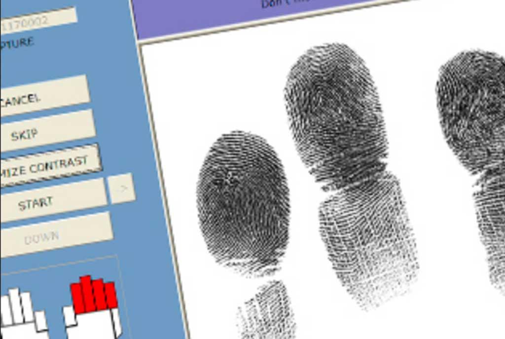 Canadá mejora seguridad con identificación de huellas dactilares