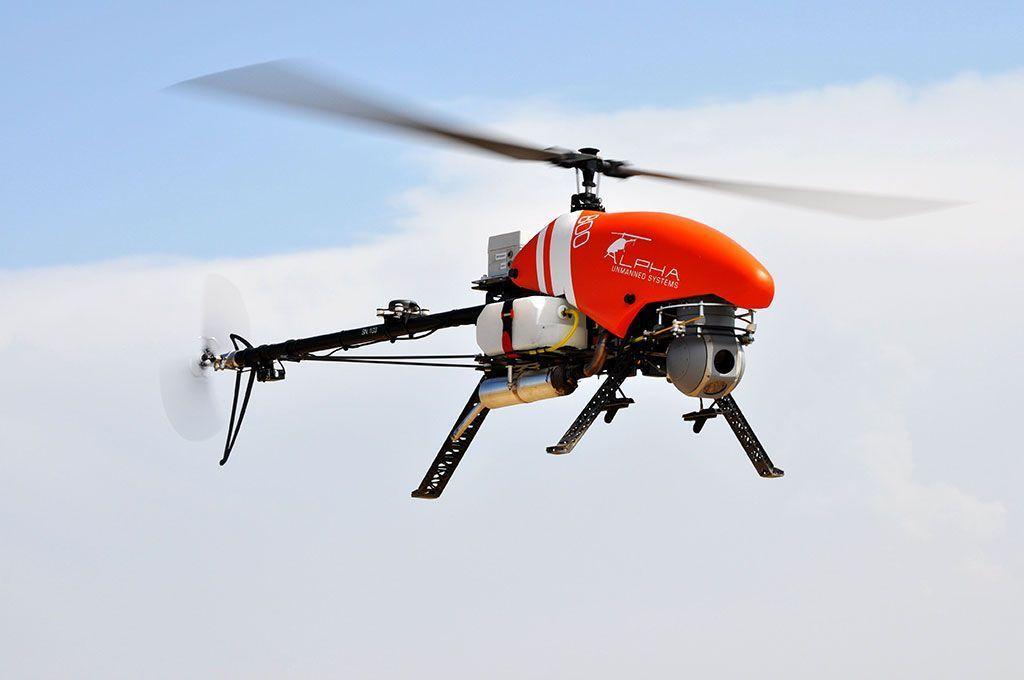 Compañía de drones Alpha Unmanned Systems seleccionada para proyecto pan-europeo