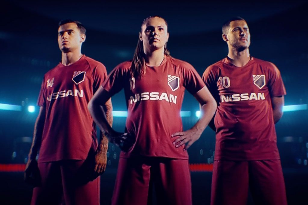 Cuatro jóvenes de América Latina representarán a Nissan