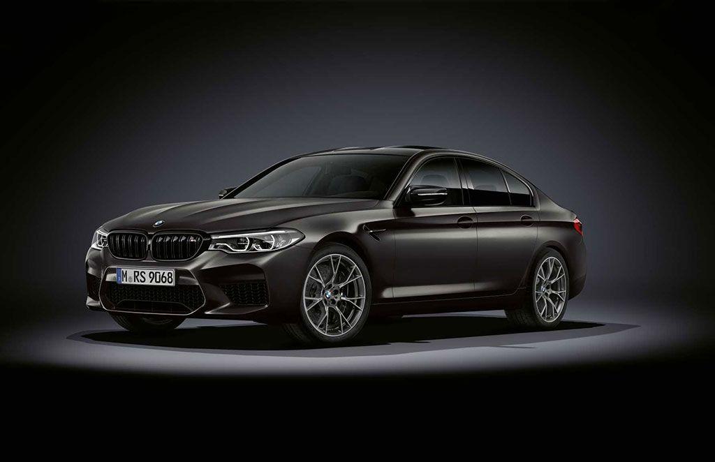 Máximo rendimiento y un estilo exclusivo: BMW M5 Edición 35 Aniversario