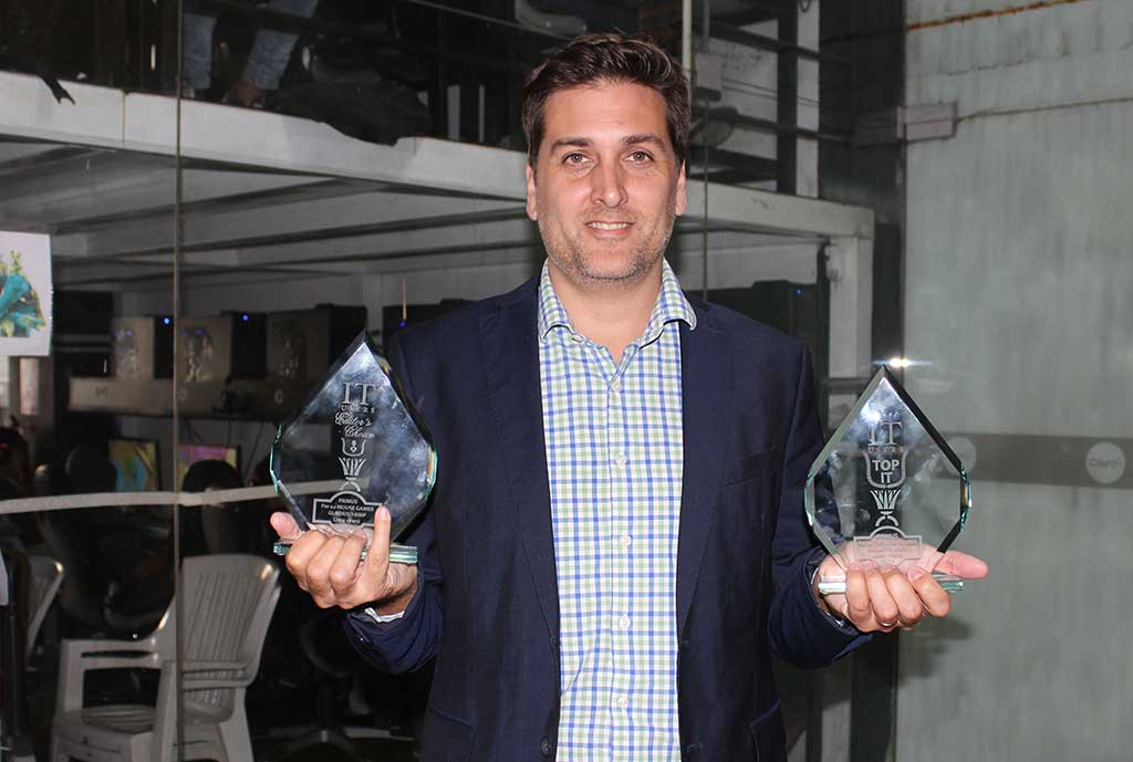 PRIMUS recibe dos Galardones en el IT/USERS® Awards 2019