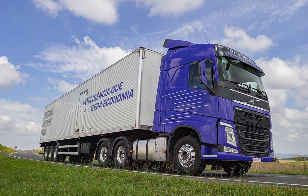 Volvo reduce consumo de combustible en camiones