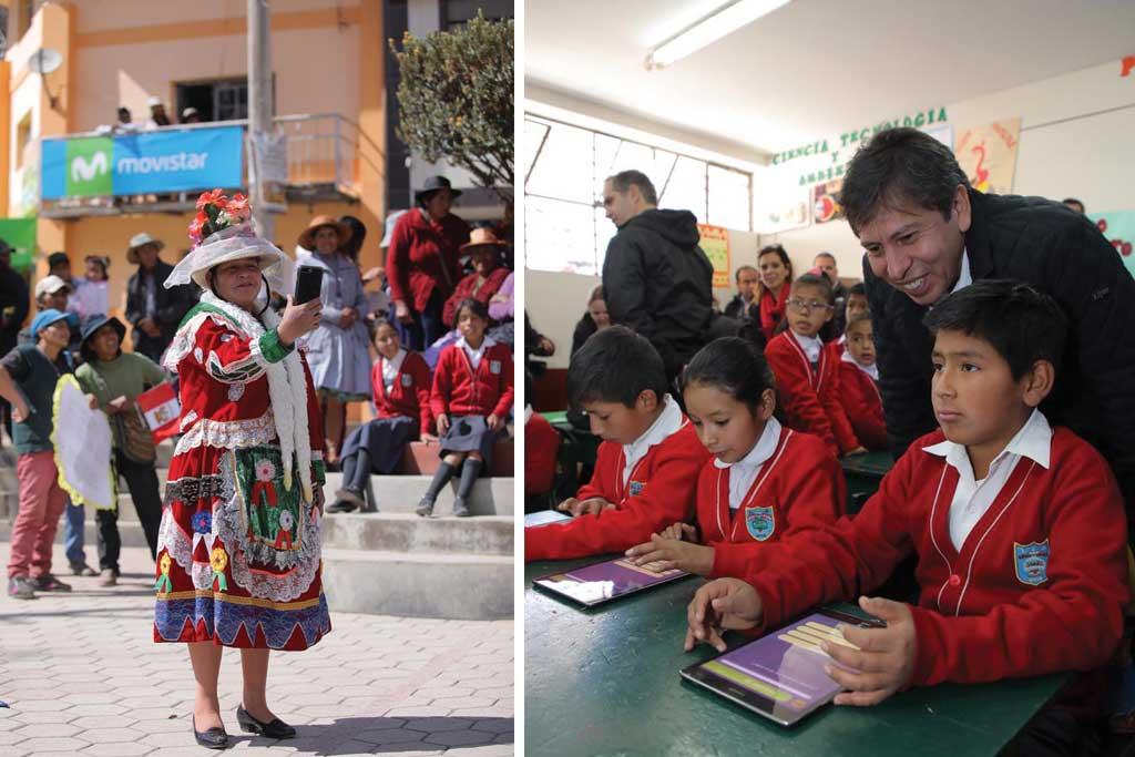«Internet para Todos» beneficiará a 6 millones de peruanos