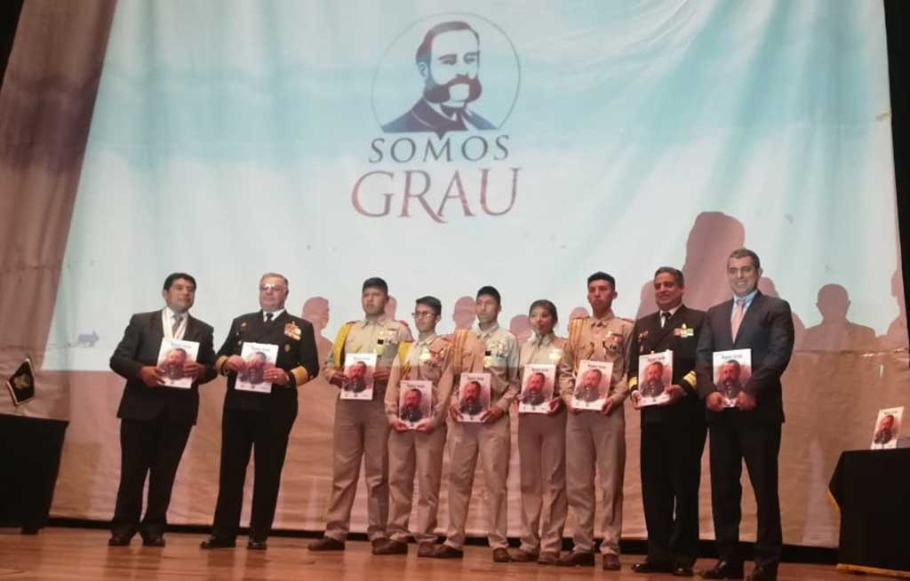 «Somos Grau seámoslo siempre» en Puno
