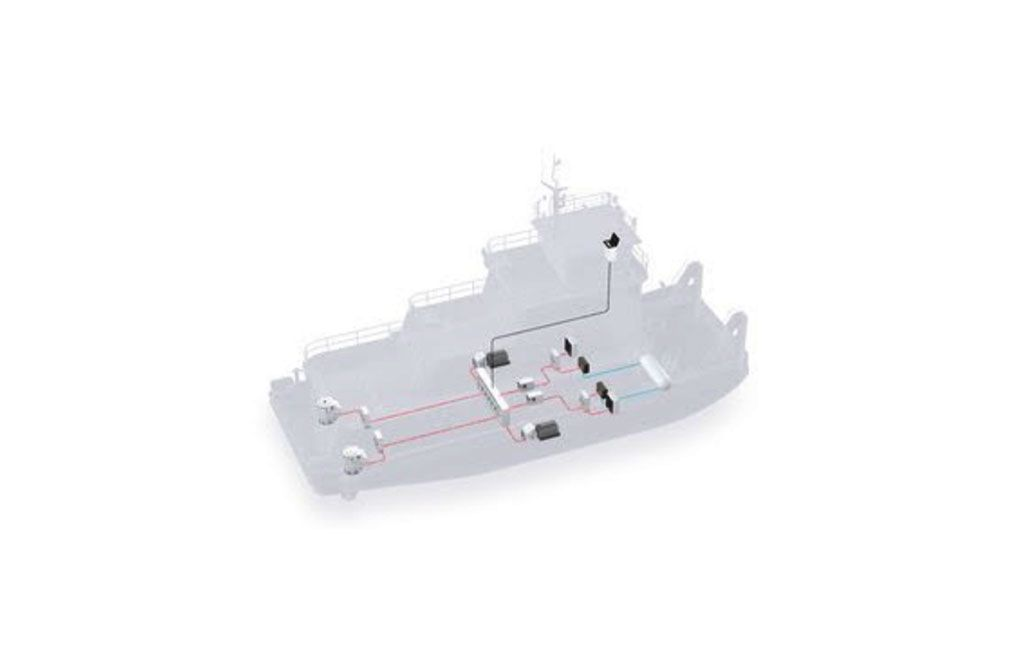 ABB hace posible la embarcación fluvial propulsada por hidrógeno