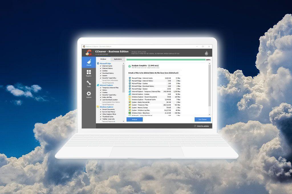 CCleaner presenta la nueva característica Easy Clean
