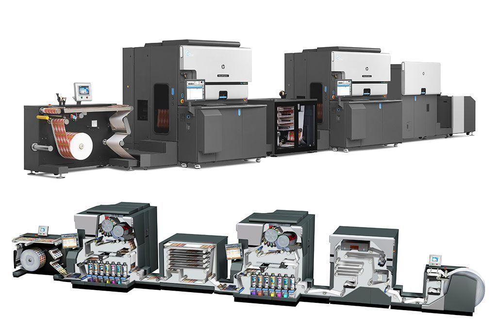 Demanda global impulsa producción de etiquetas digitales impresas con HP Indigo 8000