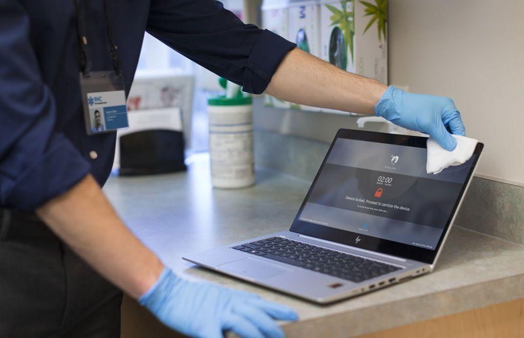 Dispositivos HP Healthcare Edition mejoran el servicio de atención a la salud