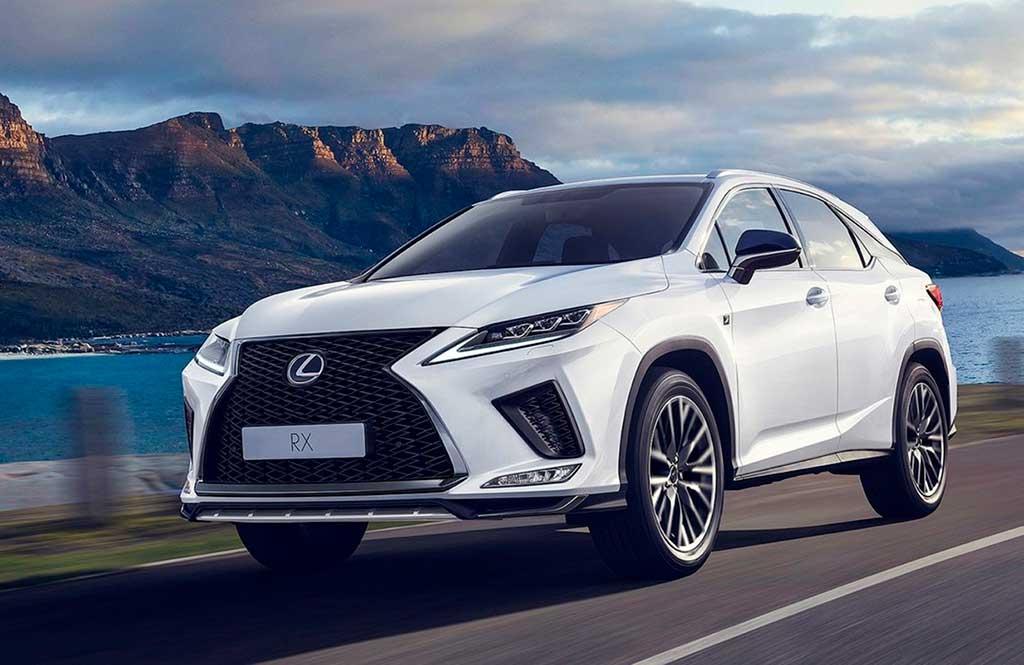 El Lexus RX y el RXL de 2020 abren un nuevo capítulo