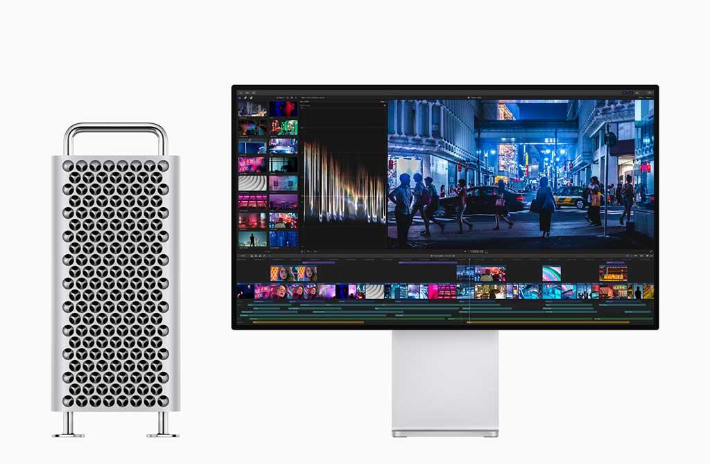 GPUs AMD Radeon de alto rendimiento impulsan las nuevas Mac Pro