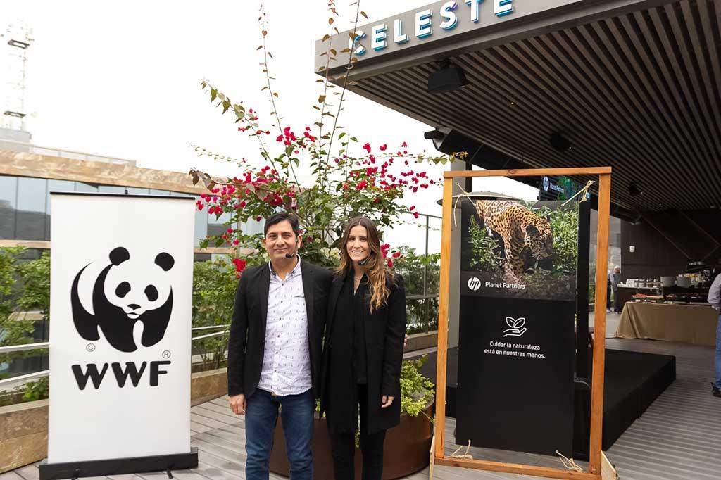 HP Inc. y WWF brindan iniciativas para la conservación de especies amenazadas en Perú