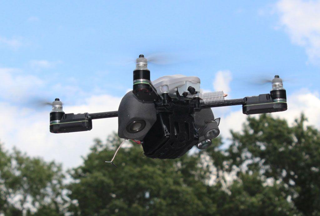InstantEye Robotics da a conocer los sistemas Mk-3 SUAS