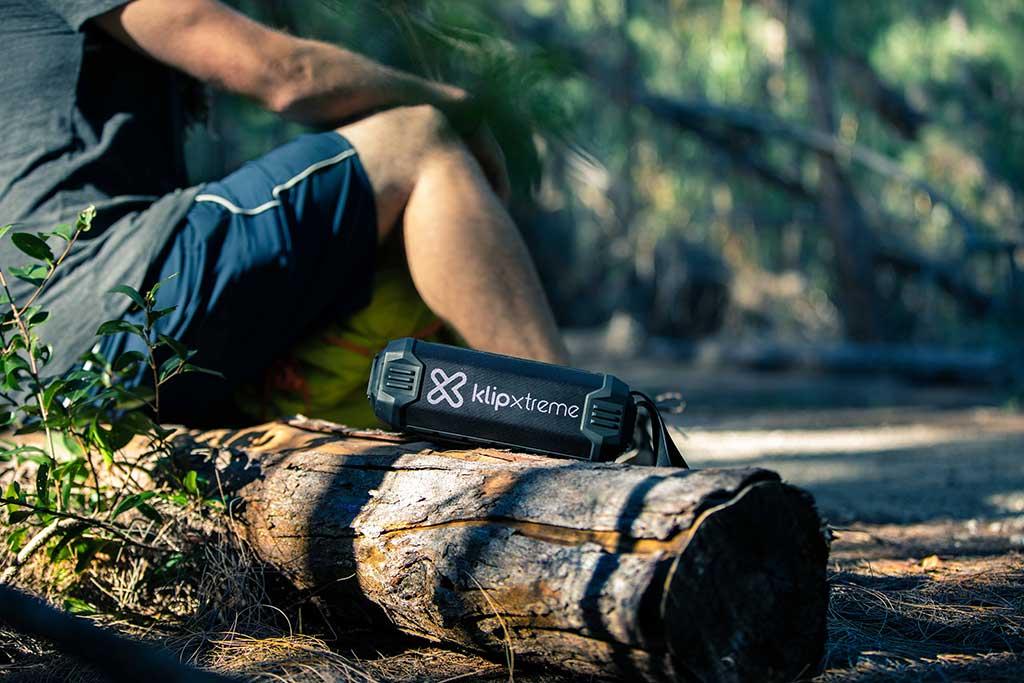 Klip Xtreme presenta Adamant nuevo parlante portátil