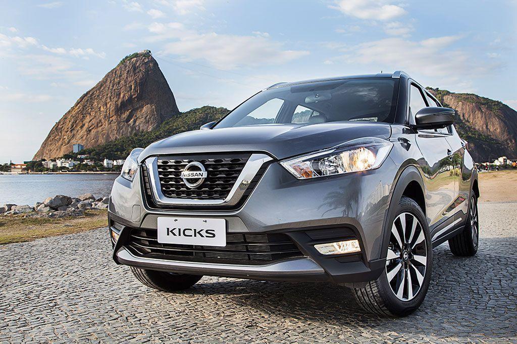 Nissan Kicks ya cuenta con lineup completo en Perú