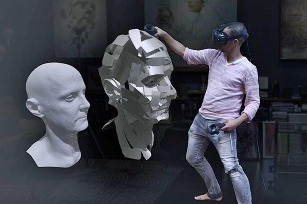 Primera competencia de Arte en Realidad Virtual «VR Art Battle Lima»