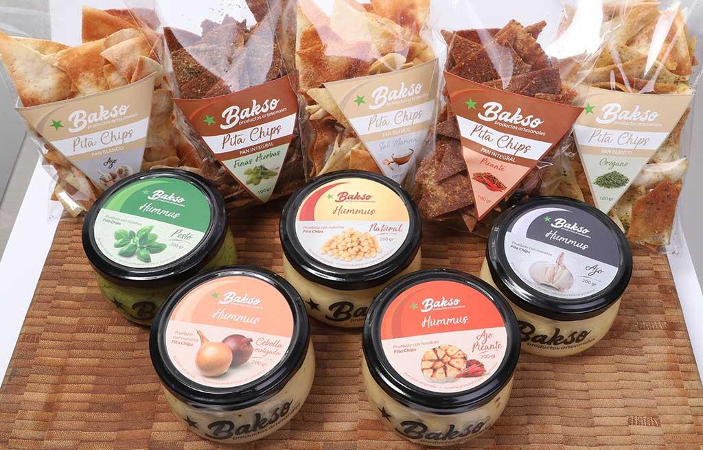 Se lanzó con gran éxito la marca Bakso, productos artesanales